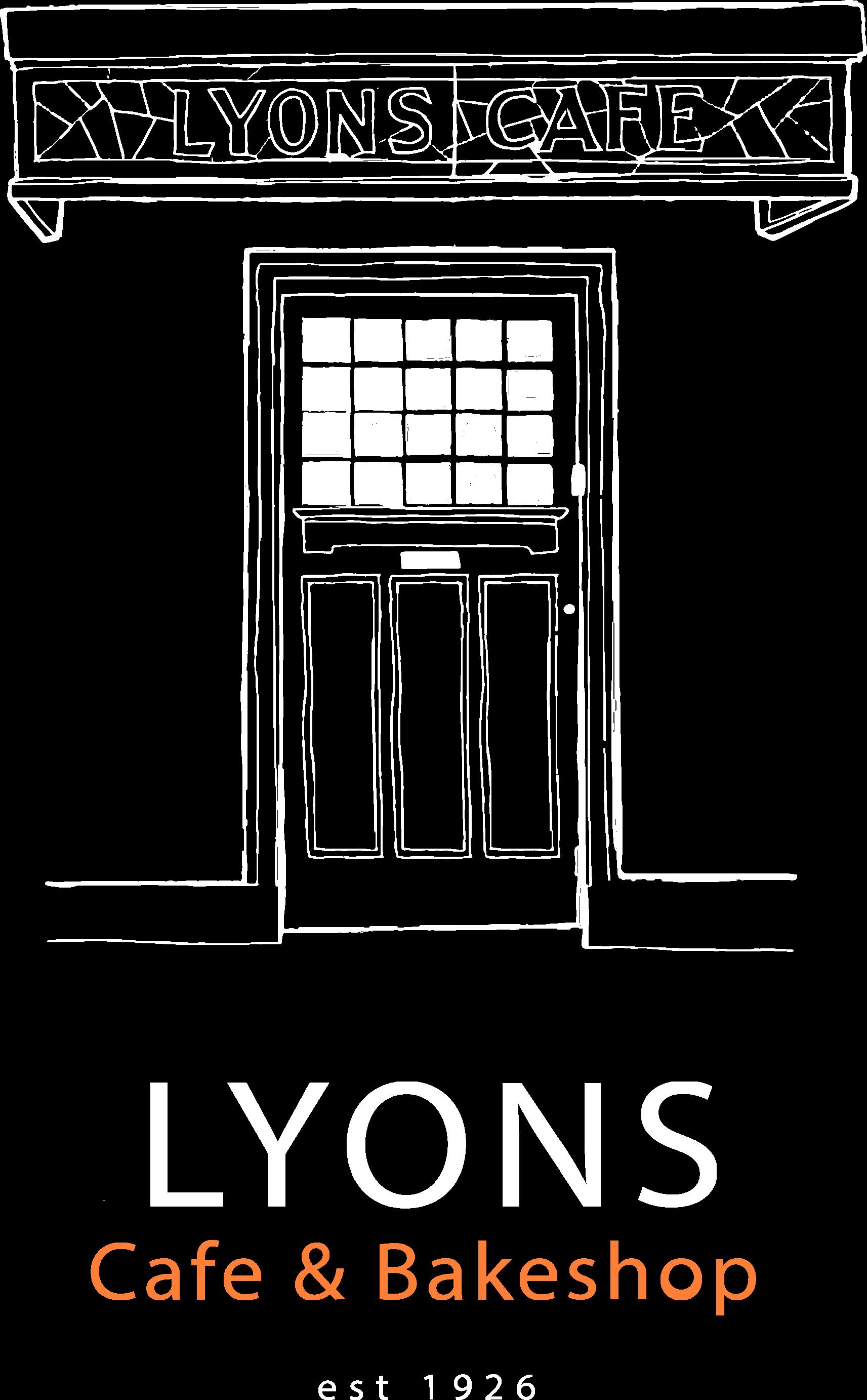 Lyons Cafe Logo