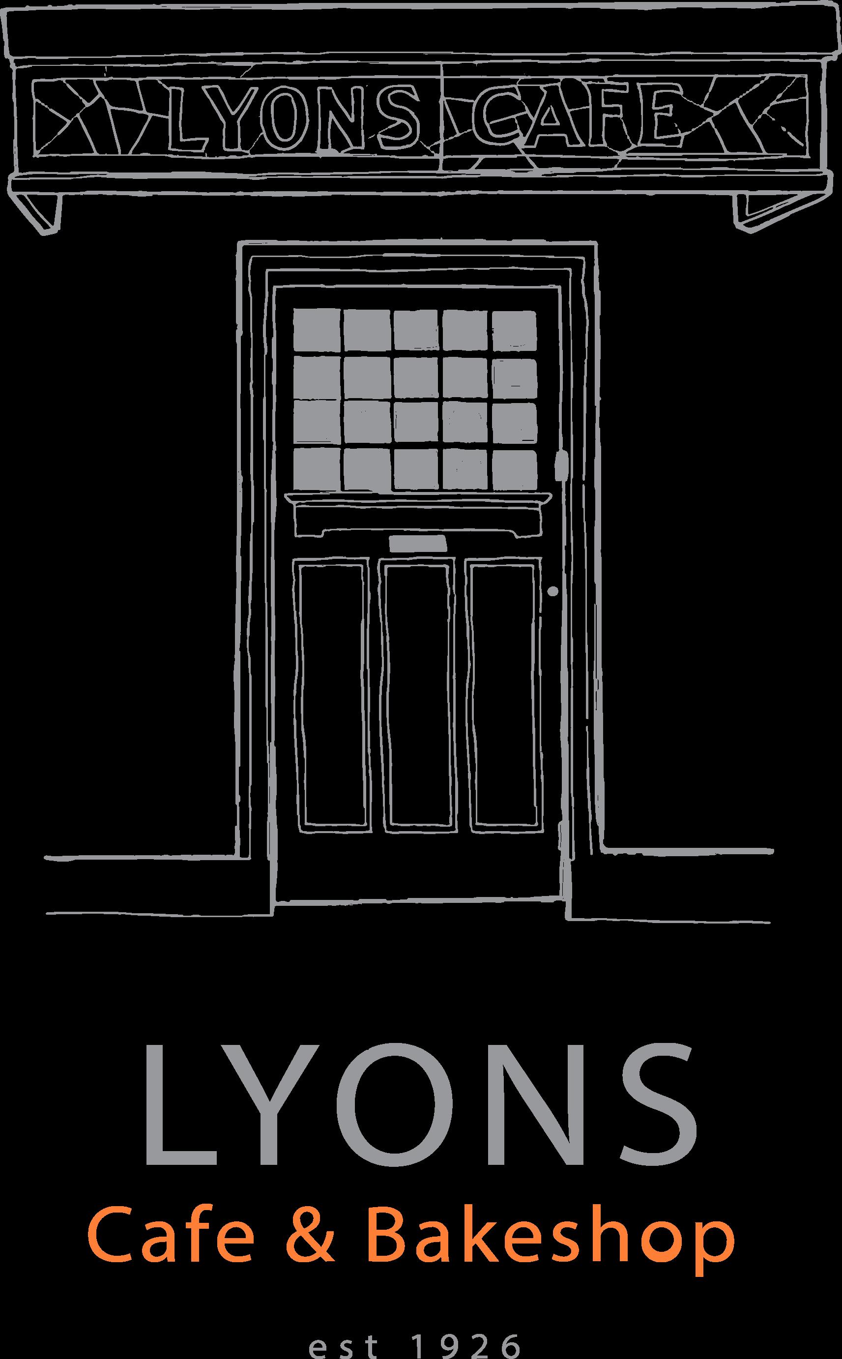 LYONS CAFÉ