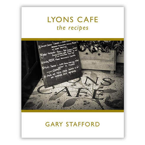 Lyons Café The Recipes
