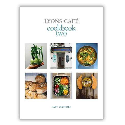 Lyons Café Cookbook Two
